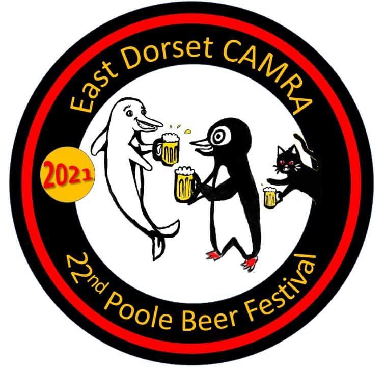 Poole Beer Festival 2021 logo